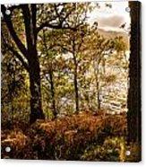 Loch Garry Acrylic Print