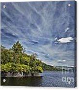 Loch Katrine Landscape Acrylic Print