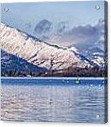Loch Lomond Panorama Acrylic Print