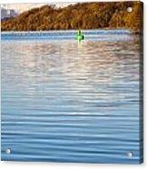 Loch Lomond Portrait Acrylic Print