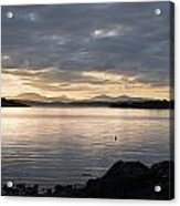 Loch Melfort Acrylic Print