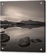 Loch Nah Achlaise Dawn Acrylic Print