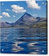 Loch Scavaig Acrylic Print