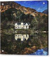 Loch Shiel Mk.2 Acrylic Print