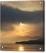 Loch Sunset Acrylic Print
