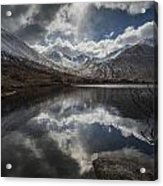 Lochan Urr Glen Etive Glencoe Scotland Acrylic Print