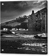 Lochranza Castle Acrylic Print