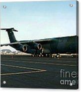 Lockheed C-5 Galixy Acrylic Print