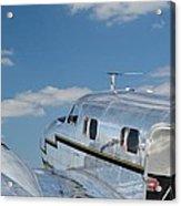 Lockheed Electra Jr. Acrylic Print