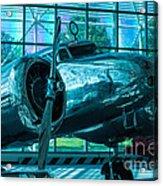 Lockheed Electra Acrylic Print