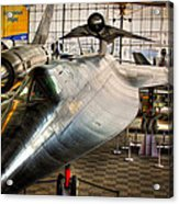 Lockheed M-21 Blackbird Acrylic Print