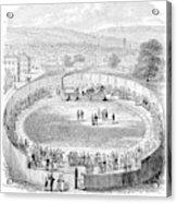 Locomotive, 1808 Acrylic Print