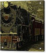 Locomotive 499  Acrylic Print