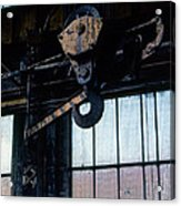 Locomotive Hook Acrylic Print