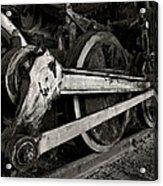 Locomotive No. 2 Acrylic Print