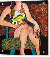 Lola Acrylic Print