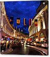 London 022 Acrylic Print