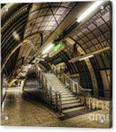 London Bridge Station 1.0 Acrylic Print