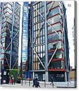 London Buildings 1 Acrylic Print