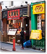London Chinatown 03 Acrylic Print