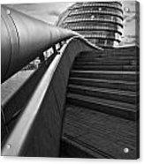 London City Hall. Acrylic Print
