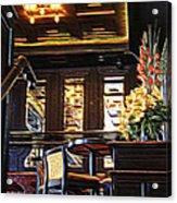 London Club Acrylic Print