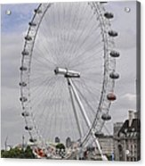 London Eye Acrylic Print