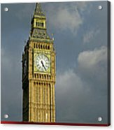 London Icons Acrylic Print