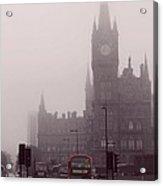 London Kings Cross Acrylic Print