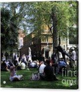 London Park Acrylic Print