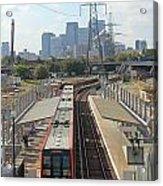 London Skyline Acrylic Print