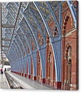 London St Pancras Acrylic Print