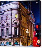 London Trocadero Acrylic Print