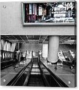 London.underground Acrylic Print