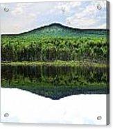 Lone Lake Acrylic Print