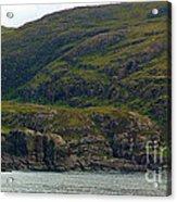 Lonely Coast 1 Acrylic Print