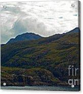 Lonely Coast 2 Acrylic Print