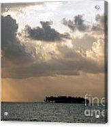Lonely Island Acrylic Print