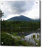Lonesome Pine At Sandy Stream Pond Acrylic Print