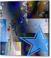 Lonestar Legends Acrylic Print