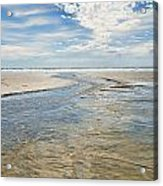 Long Beach Outflow Acrylic Print