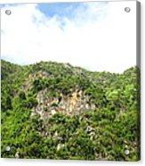 Long Boat Tour - Phi Phi Island - 011356 Acrylic Print