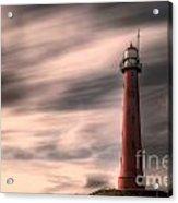 Long Exposure Lighthouse Acrylic Print