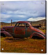 Long Forgotten Acrylic Print by Garry Gay
