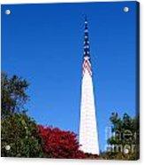 Long Island's Vietnam Memorial Acrylic Print