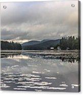 Long Lake Long View Acrylic Print
