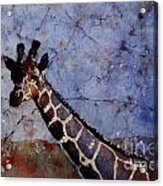 Long-neck Bottled Acrylic Print