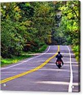 Long Ride Acrylic Print