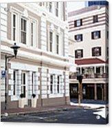 Long Street Acrylic Print