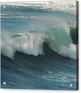 Long Wave Acrylic Print